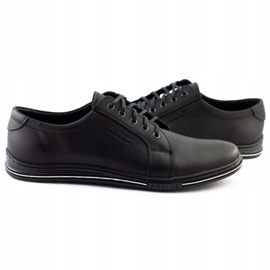 Polbut Men's shoes 320 black 5