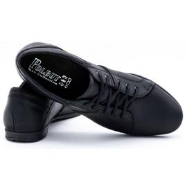 Polbut Black men's shoes C25 5
