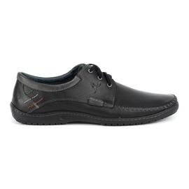 Mario Pala Men's Loafers 539 Black 1