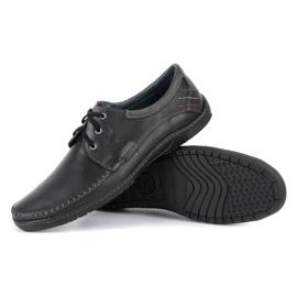 Mario Pala Men's Loafers 539 Black 4