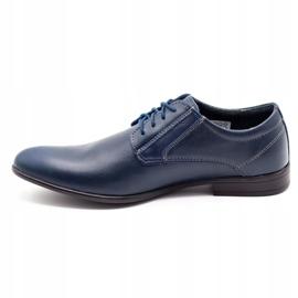 KOMODO 850 men's formal shoes navy blue 1