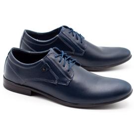 KOMODO 850 men's formal shoes navy blue 2