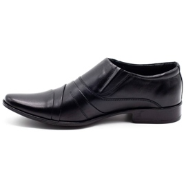 Lukas Formal slip-on slippers 206 black 1