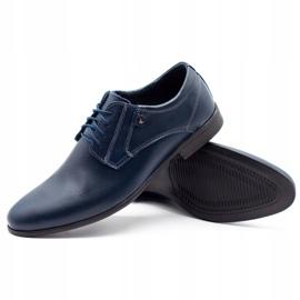 KOMODO 850 men's formal shoes navy blue 3