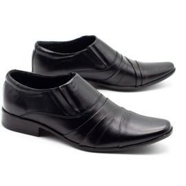 Lukas Formal slip-on slippers 206 black 2