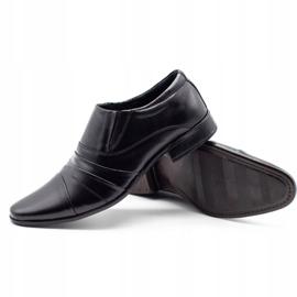 Lukas Formal slip-on slippers 206 black 3