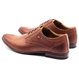 KOMODO Formal men's shoes 850 brown 7