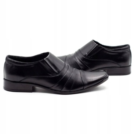 Lukas Formal slip-on slippers 206 black 5