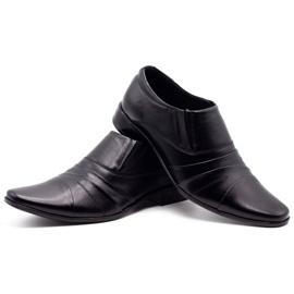 Lukas Formal slip-on slippers 206 black 6