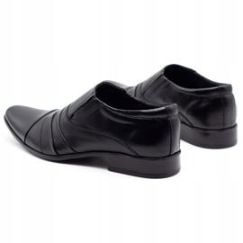 Lukas Formal slip-on slippers 206 black 7