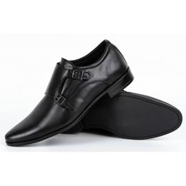 Lukas Leather formal shoes Monki 287LU black 3