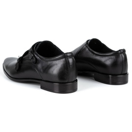 Lukas Leather formal shoes Monki 287LU black 4