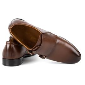 Lukas Leather formal shoes Monki 287LU brown 6