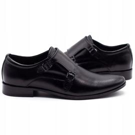 Lukas Leather formal shoes Monki 287LU black 5