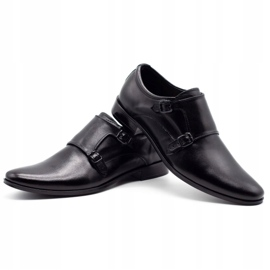 Lukas Leather formal shoes Monki 287LU black 6
