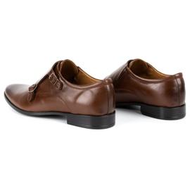 Lukas Leather formal shoes Monki 287LU brown 8