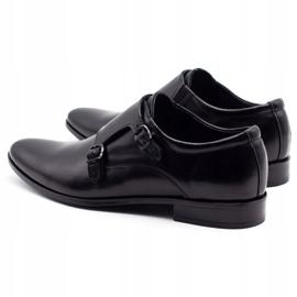 Lukas Leather formal shoes Monki 287LU black 7