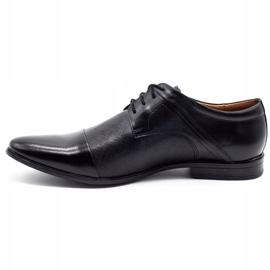 Olivier Men's formal shoes 710 black 1