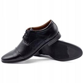 Olivier Men's formal shoes 710 black 3