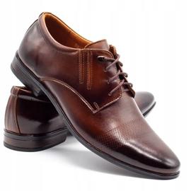 Olivier Formal shoes 481 brown 4