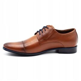 Lukas Men's formal shoes 288 brown 1