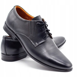Olivier Formal shoes 481 gray grey 4