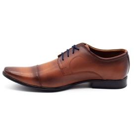 Lukas Men's formal shoes 288D brown 1