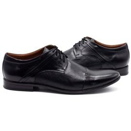 Olivier Men's formal shoes 710 black 5