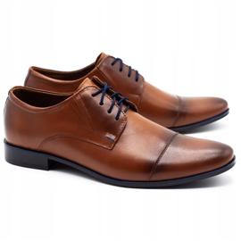 Lukas Men's formal shoes 288 brown 2