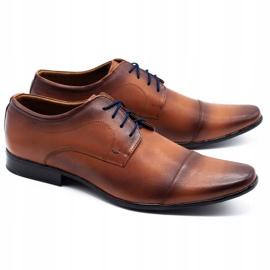 Lukas Men's formal shoes 288D brown 2