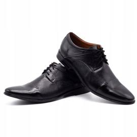 Olivier Men's formal shoes 710 black 6
