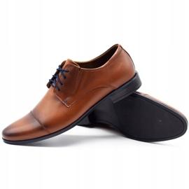 Lukas Men's formal shoes 288 brown 3