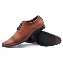 Lukas Men's formal shoes 288D brown 3
