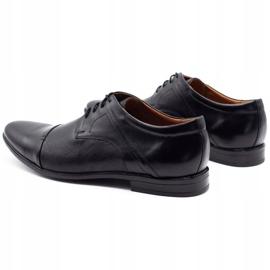 Olivier Men's formal shoes 710 black 7