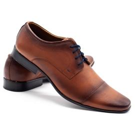 Lukas Men's formal shoes 288D brown 4