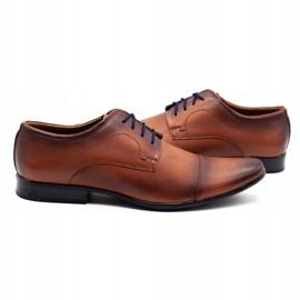 Lukas Men's formal shoes 288D brown 5