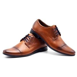 Lukas Men's formal shoes 288 brown 6