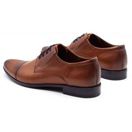 Lukas Men's formal shoes 288 brown 7