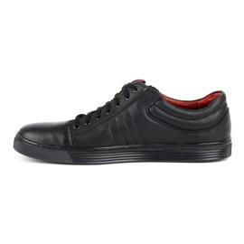 KENT Men's Casual Shoes 305s black 1