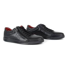 KENT Men's Casual Shoes 305s black 2