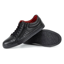 KENT Men's Casual Shoes 305s black 3