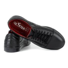 KENT Men's Casual Shoes 305s black 4