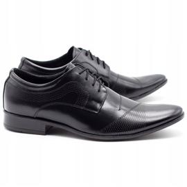 Lukas L5 black men's formal shoes 2