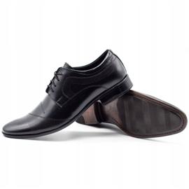 Lukas L5 black men's formal shoes 3