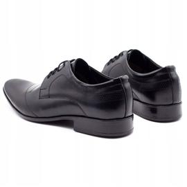 Lukas L5 black men's formal shoes 7