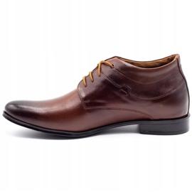 Lukas Men's shoes increasing 300LU brown 1