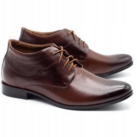 Lukas Men's shoes increasing 300LU brown 2