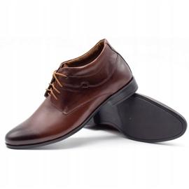 Lukas Men's shoes increasing 300LU brown 3