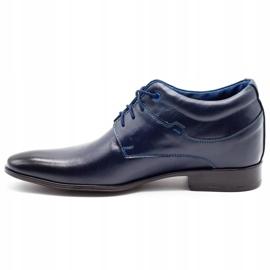 Lukas Men's shoes increasing 300LU navy blue 1