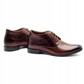 Lukas Men's shoes increasing 300LU brown 4